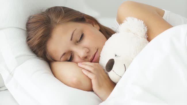 does sleeping cure depression
