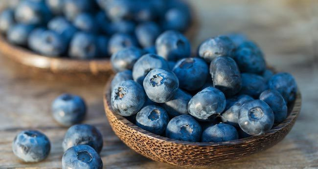 are berries good for weight loss diet