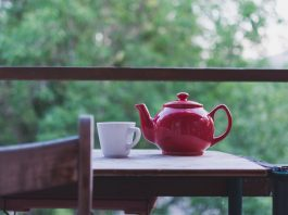 health and Morning Tea