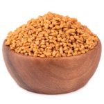 fenugreek seeds in bowl
